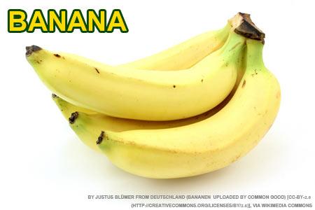 banana คือ กล้วย