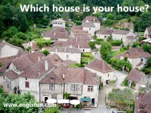 ห้องต่าง ๆ ภายในบ้าน ภาษาอังกฤษ